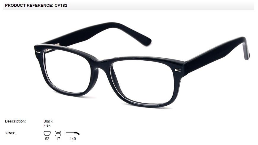 Compra Monturas Oftálmicas Para Lentes Opticos Formulados - Gafas ...